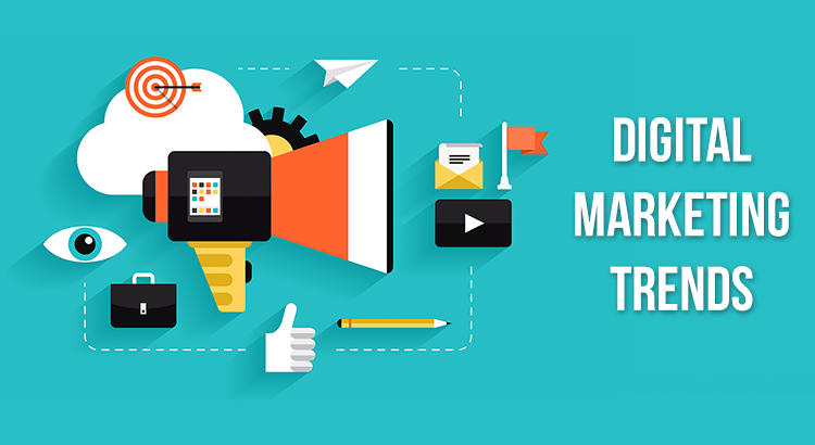 Top 5 Digital Marketing Trends