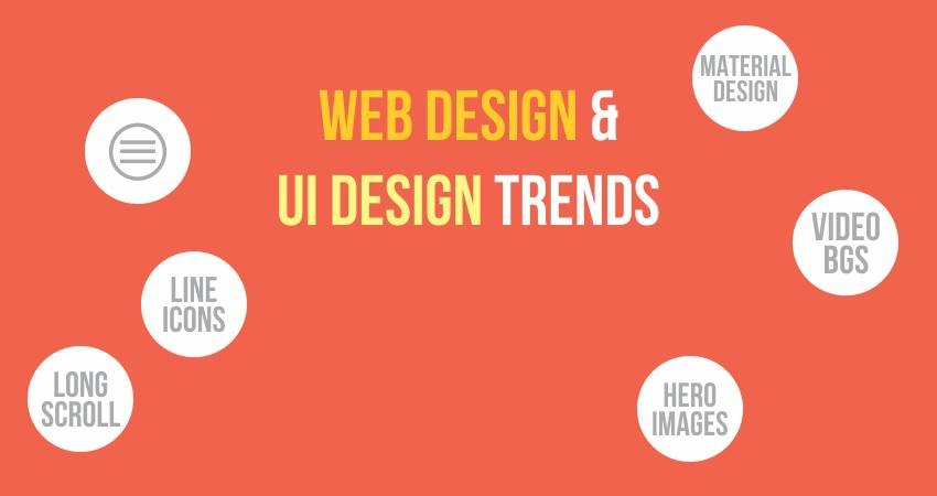 Web Design and UI Trends
