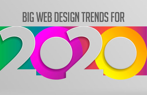 web design trend of 2020